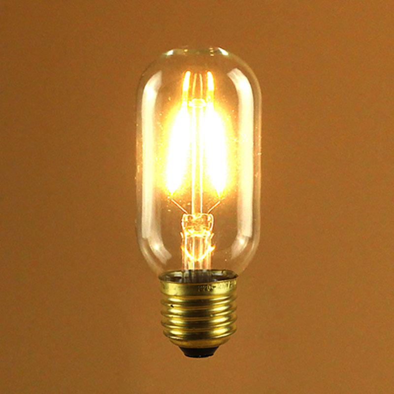 T45 Tubular 45mm Led Filament Bulb Led Filament Bulbs