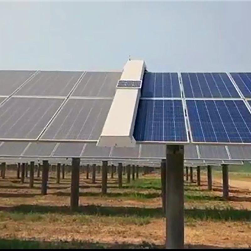 1650mm Solar Panel Cleaning Robot Manufacturer | Seming