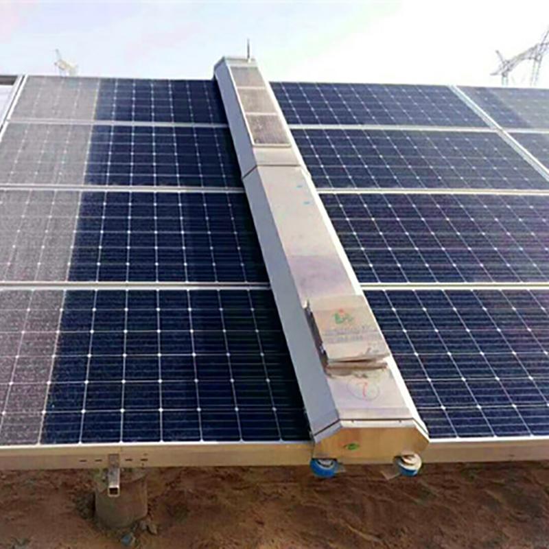 1650mm Solar Panel Cleaning Robot Manufacturer Seming