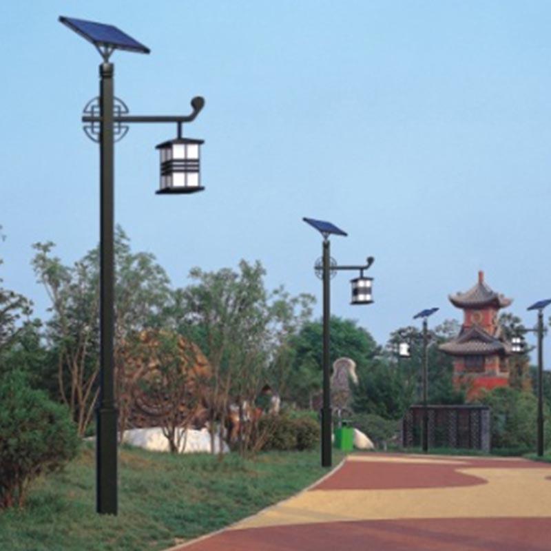 3M Single Arm Solar Garden Light